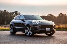 Porsche Macan Grey - review 2017 porsche macan turbo with performance package