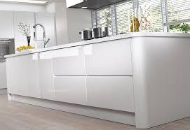 how to clean white gloss kitchen doors strada gloss white