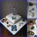 male 50th birthday cake ideas 1804