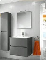 Modern Bathroom Furniture Sets Modern Bathroom Furniture Vanity Set Noja 36 Matte Grey Made