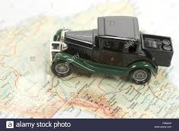 A Map Of South America by Toy Car Over A Map Of South America Stock Photo Royalty Free