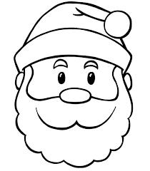 printable coloring letter to santa santa letter template free