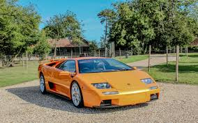 lamborghini front view lamborghini diablo orange front view cars wallpaper 3407