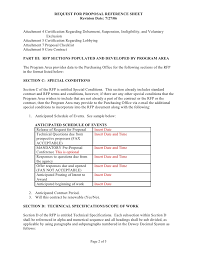 scope of work template free statement of work template for word