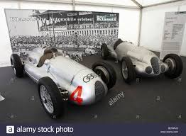 union mercedes mercedes w125 silberpfeil built in 1937 and the auto union