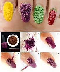 3d corn nail art design learn how to do it in a simple way
