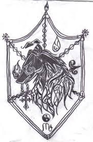 family crest tattoo design by animal and anime lvr on deviantart