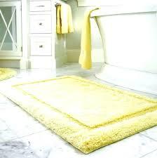 Yellow Bathroom Rug Yellow Bathroom Rugs Yellow Bath Rug Sets Yellow Bath Rugs Target