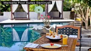 luxury hotel in seminyak marbella pool suites seminyak youtube