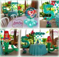 best 25 little mermaid balloon decorations ideas on pinterest