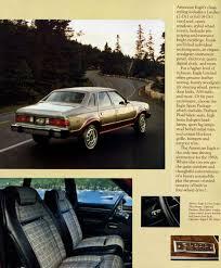 1980 amc eagle 4 door sedan amc 1978 and beyond pinterest