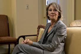 Who Is A Professional Secretary A Sobering Look At What Betsy Devos Did To Education In Michigan