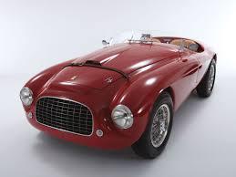 Ferrari California 1950 - 1950 ferrari 166 mm barchetta in the style of touring at rm