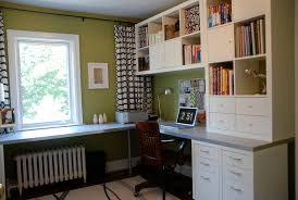 Ikea Office Furniture Built In Home Office Furniture Imposing Space Saving In Corners