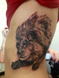 24 best lion tattoo designs