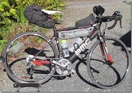 bike getting ready for racing london istanbul chris