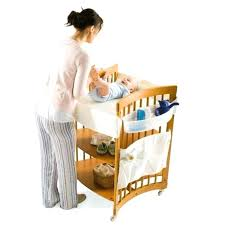 Change Table Height Changing Table Height Average Height Of Baby Changing Table