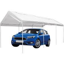 coverall temporary carport 3 x 6 x 2 7m supercheap auto