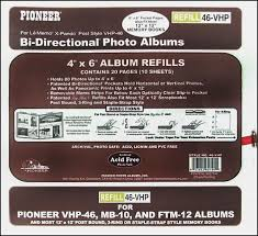 pioneer photo albums refills pioneer refill page scrapbook 12x12 with 4x6 pkt createforless