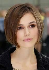 wedge cut for fine hair cute trendy bob straight hair cute short haircuts pinterest