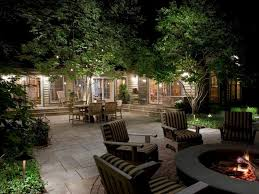 Cool Patio Lighting Ideas How To Illuminate Your Yard With Landscape Lighting Hgtv