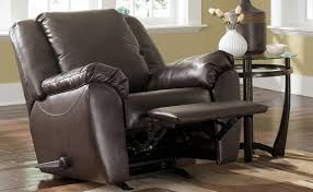 Leather Rocker Recliner Best Design Leather Rocker Recliner