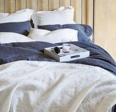 Charcoal Duvet Cover King 100 Linen Duvet Cover Rough Linen Natural Minimalist Bedding