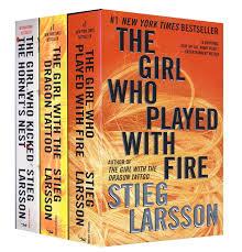 the millennium trilogy box set 9780307743435 amazon com books