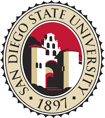 San Diego State Campus Map by San Diego State University Wikipedia