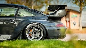 rauh welt porsche green cars euro porsche 911 rauh welt begriff rwb tuning walldevil