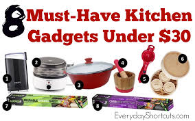 must have kitchen gadgets home design