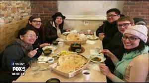 nyc ethnic restaurants host meals to foster understanding youtube
