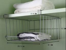 Under Cabinet Dish Rack Under Cabinet Basket Under Shelf Wire Rack Storage Under Shelf