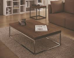 Rectangular Coffee Table Temahome Prairie Rectangular Walnut Coffee Table Choice Of Leg