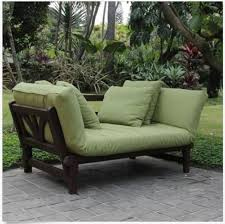 Convertible Sofa Bed Sleeper Outdoor Patio Furniture Daybed - Outdoor sofa beds