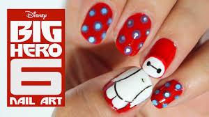 big hero 6 nail art youtube