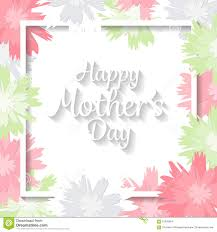 mother u0027s day background vector stock vector image 67572599