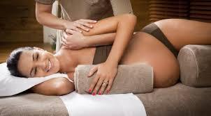 Draping During Massage Massage During Pregnancy U2014 Her U0026 His Bodyworks