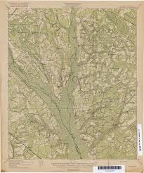 Georgia South Carolina Map South Carolina Historical Topographic Maps Perry Castañeda Map