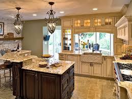 multi level kitchen island kitchen multilevel kitchen island wall bronze pendant