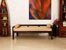 bench indian bench daybed divan indo fusion online shopping