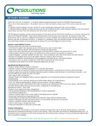 Network Engineer Sample Resume  technical help desk support resume     happytom co