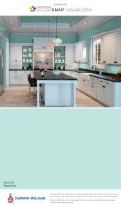 Colors For Kitchen Cabinets And Countertops Best 25 Blue Walls Kitchen Ideas On Pinterest Blue Wall Colors
