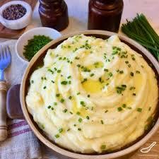 garlic mashed potatoes recipe s food adventures
