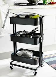 raskog cart ideas 45 ways to use ikea raskog cart at home comfydwelling com