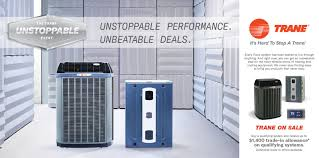 Trane Comfort Solutions Houston Trane Heating And Cooling Air Conditioners And Heating