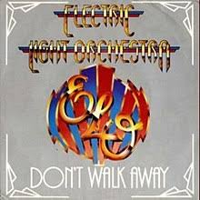 electric light orchestra songs don t walk away electric light orchestra song wikipedia