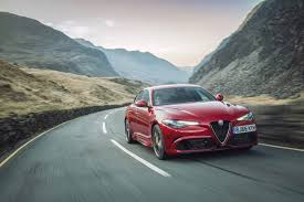 test drive five minutes with a alfa romeo giulia quadrifoglio