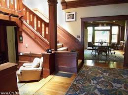 Craftsman Style Homes Interior Best 25 Craftsman Style Bungalow Ideas On Pinterest Craftsman