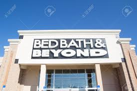 jacksonville fl march 1 2014 a bed bath u0026 beyond store front